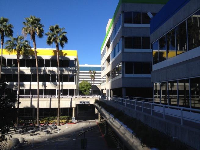 Figueroa Courtyard