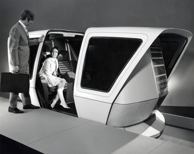 Transportation Technology Incorporated People Mover (1971) 2