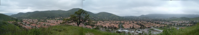Oak_Park,_California--Panoramic_from_hill