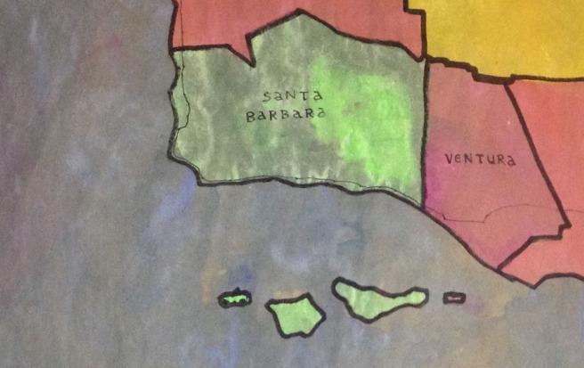 Santa Barbara Detail