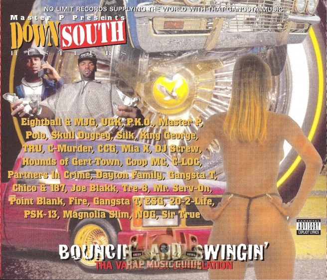 Down South Hustlers - Bouncin' And Swingin'