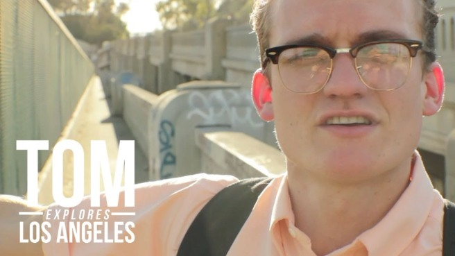 Tom Explores Los Angeles