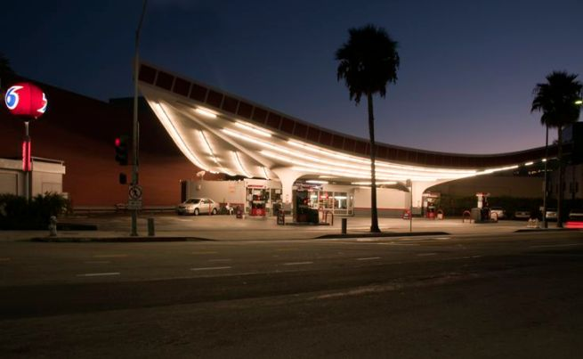 Beverly Hills Union 76 Station