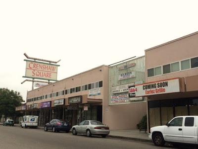 Crenshaw Square Shopping Center