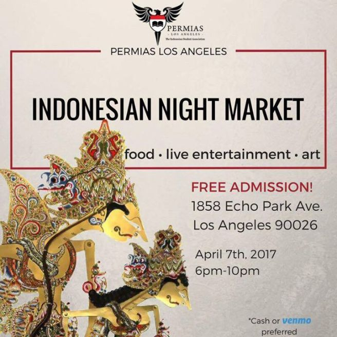 Indonesian Night Market