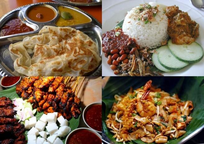 Malaysian-Foods