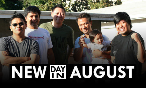 New Day in August