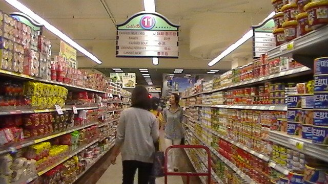 Pan-Asian Metropolis — Los Angeles's Asian Supermarkets