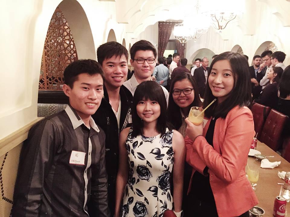 USC Singapore Students' Association