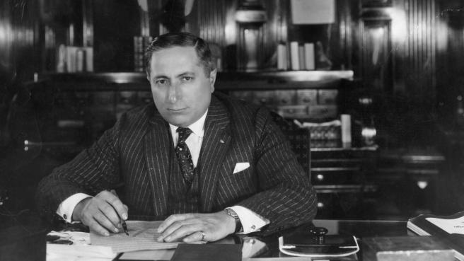 Louis B Mayer