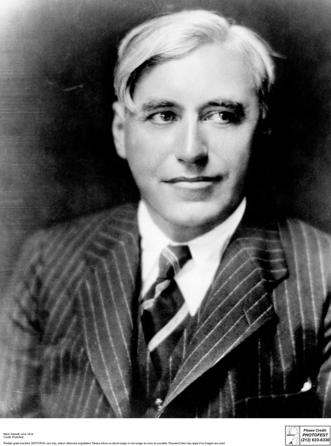 Mack Sennett, circa 1914