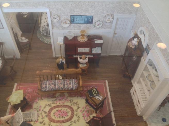 Nixon home model