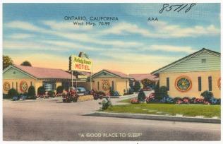 Ontario, California