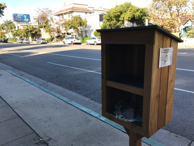 little-lending-library
