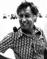 LION OF THE DESERT, Director Moustapha Akkad on set, 1981