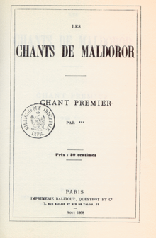 Editions_Chants_de_Maldoror