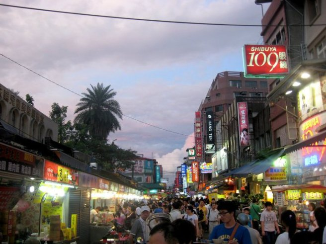 Yilan night market