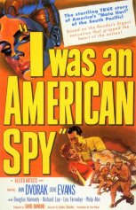 I Wan an American Spy