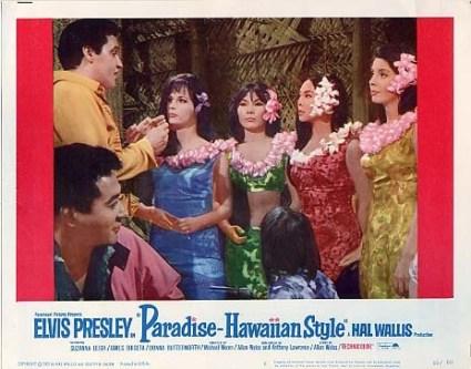 Paradise-Hawaiian Style