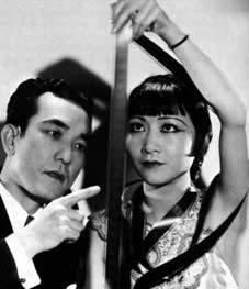 Sessue Hayakawa and Anna May Wong