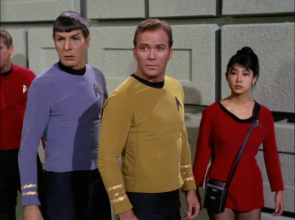 Still from Star Trek