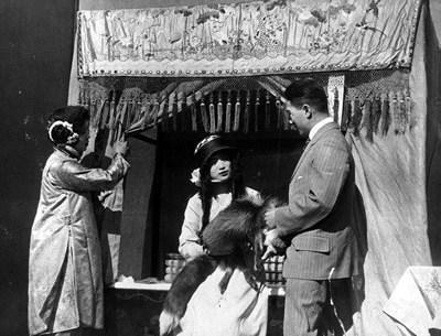 The Curse of Quon Gwon (1916)
