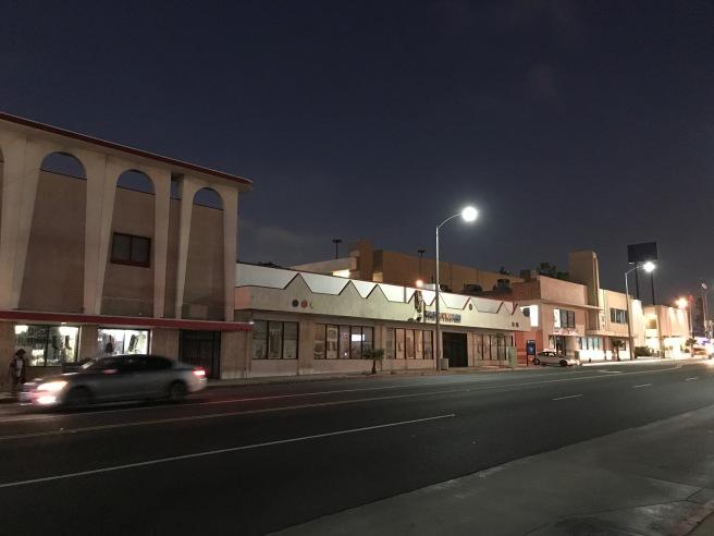 Inglewood Architecture