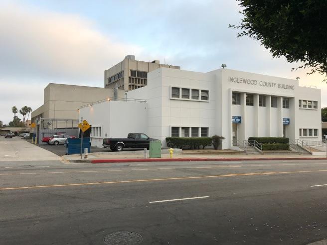 Inglewood County Building