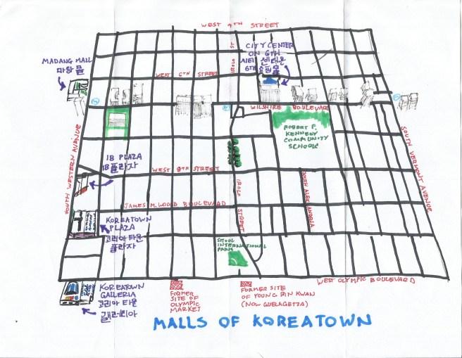 Koreatown Malls