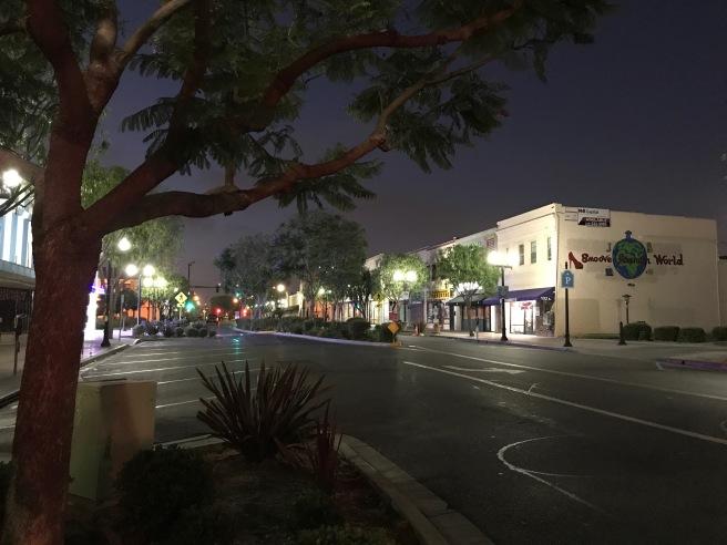 Night in Inglewood