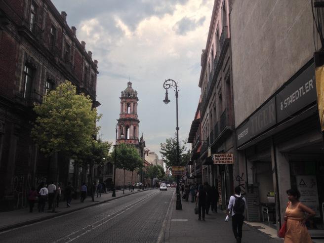 Zona Historica