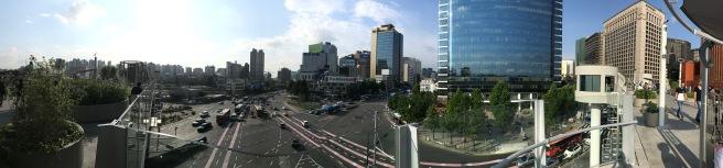 Seoullyo 7017 panorama