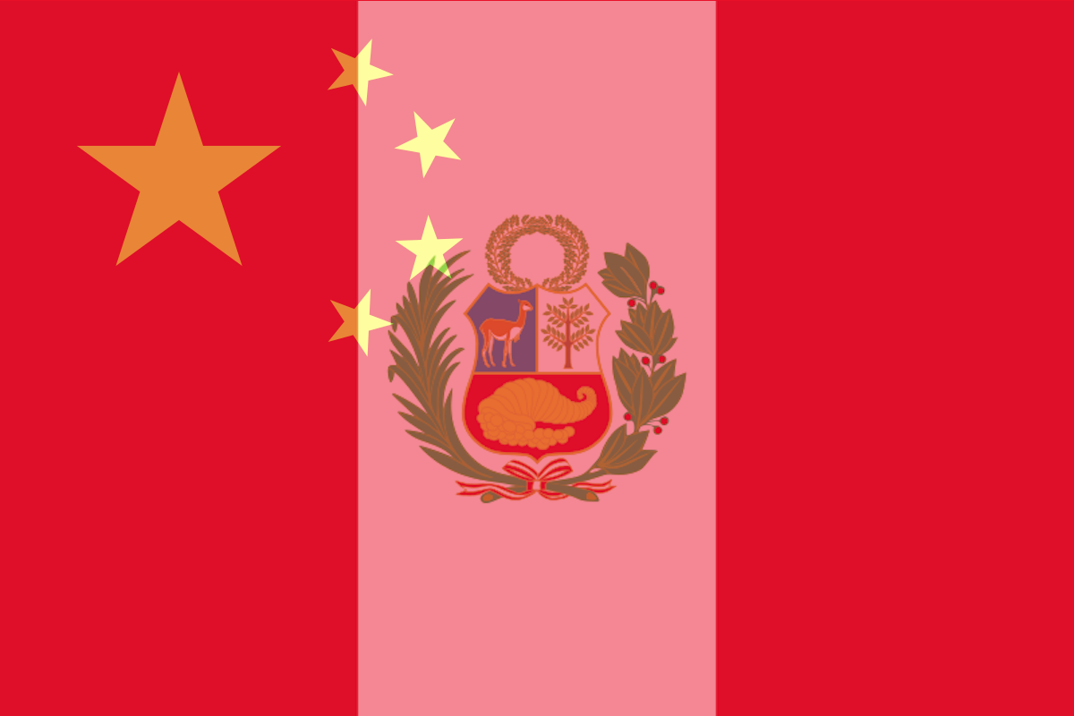 Chifa Flag