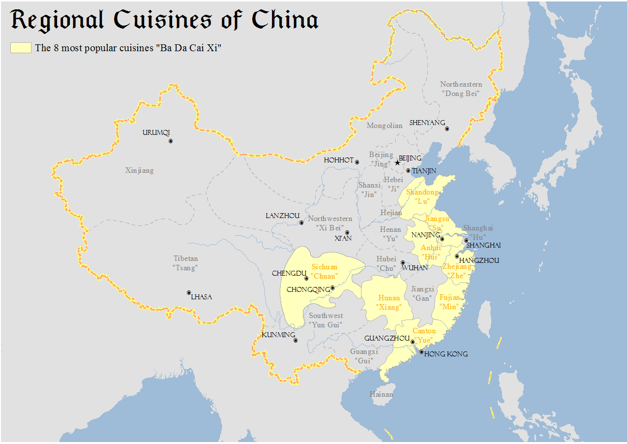 Pan-Asian Metropolis — Overseas Chinese Cuisine | Eric Brightwell