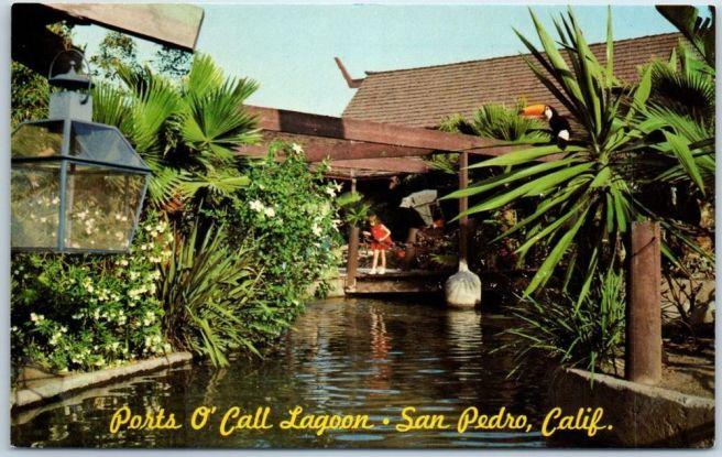 Ports O' Call Lagoon