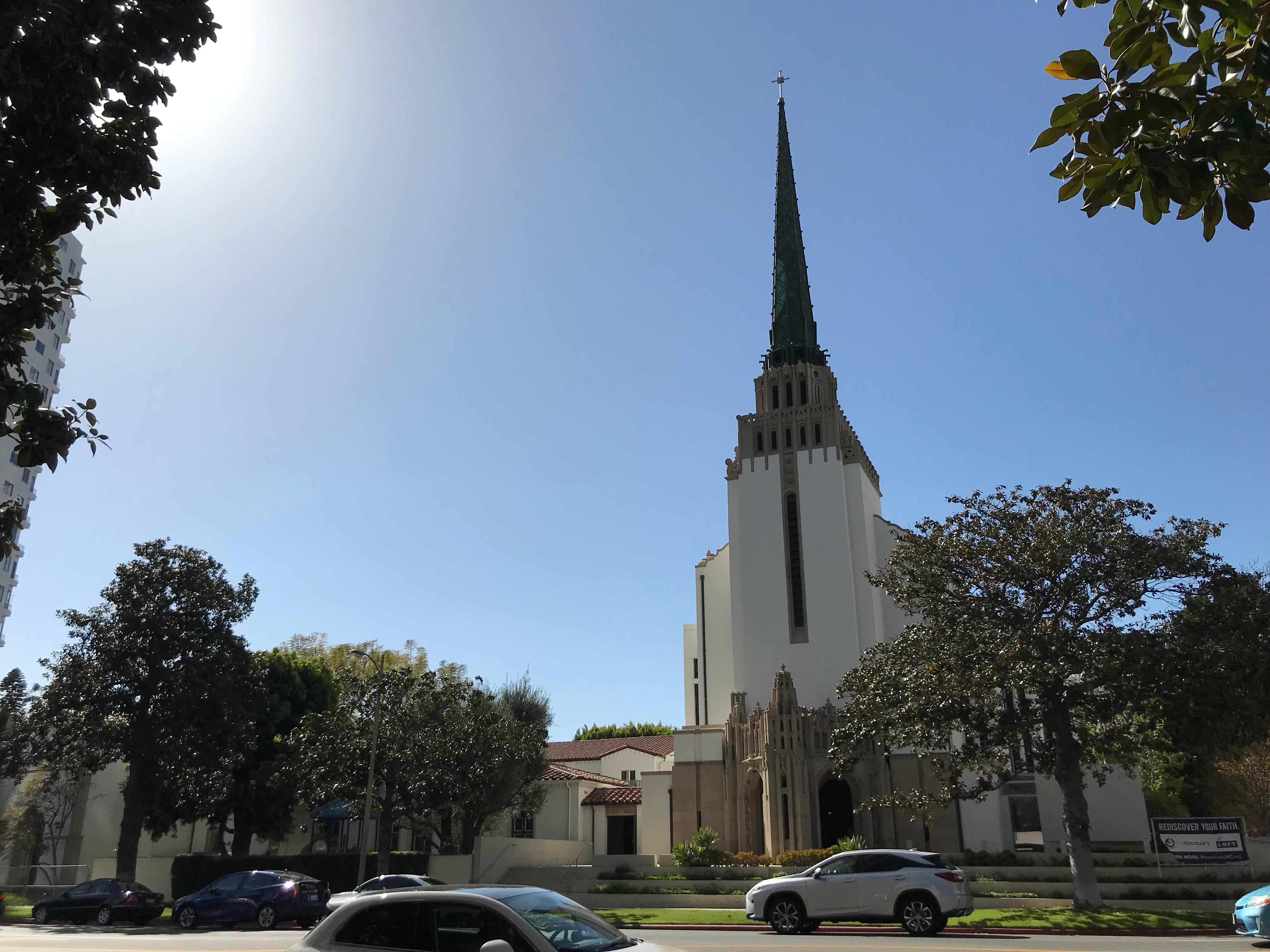Gothic Deco Church