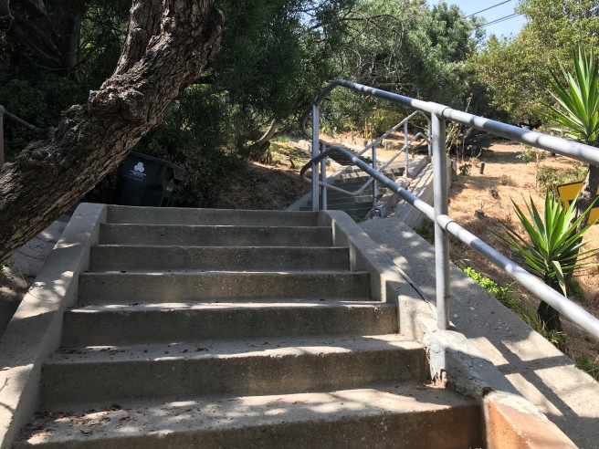 Avenue 43-Canyon Vista Drive Stairway