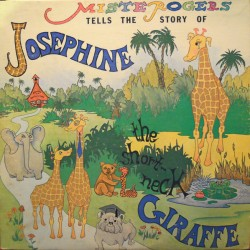 Misterogers Tells The Story Of Josephine The Short-Neck Giraffe