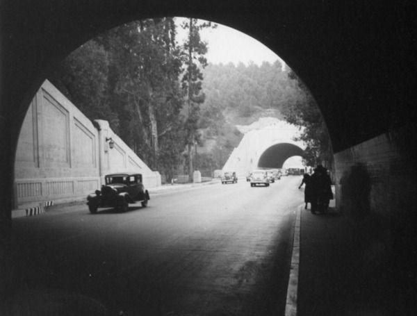 Figueroa Tunnels