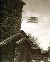 Sandberg Lodge