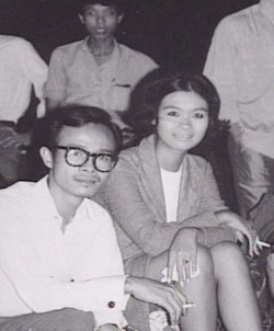 Khanh Ly and Trinh Cong Son