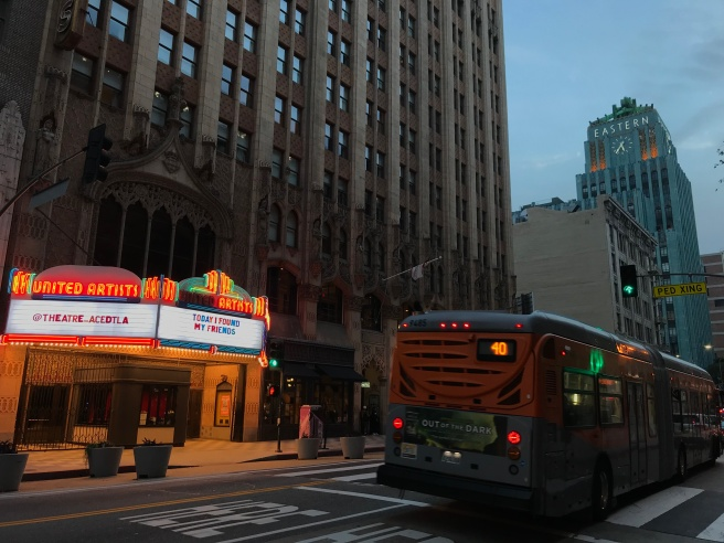 Metro 40 bus