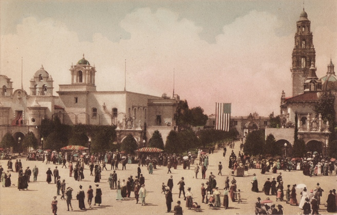 Panama-California Exposition