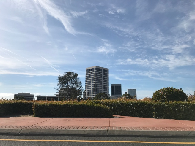 Newport Beach Skyscrapers
