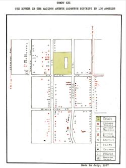 Madison Avenue Japanese District