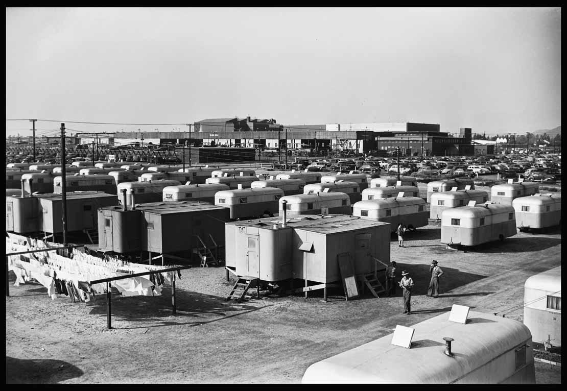 Winona Camp Burbank