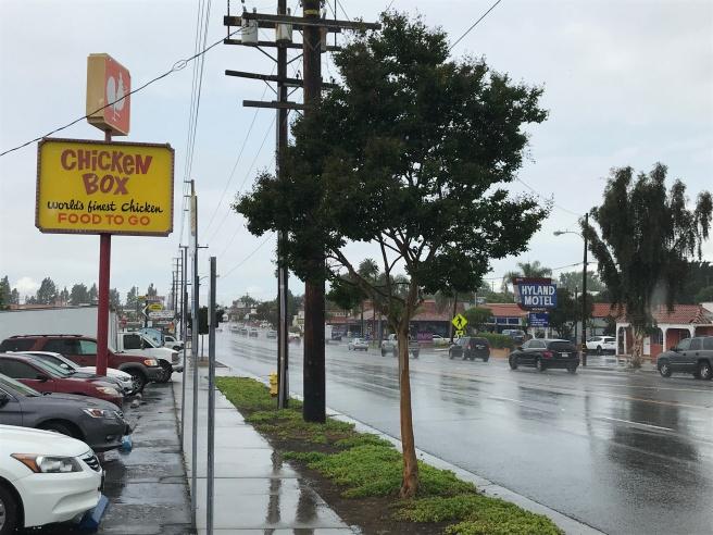 Chicken Box Hyland Motel