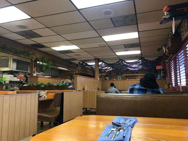 Inside Arthur's
