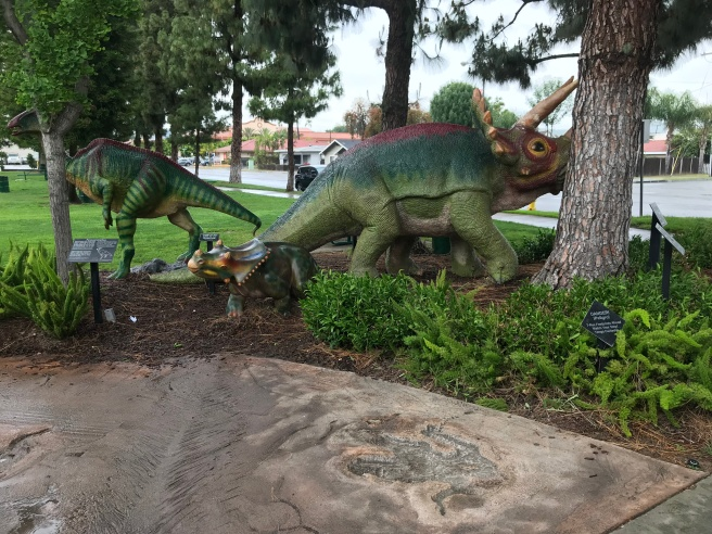 Pioneer Grove Dinosaurs