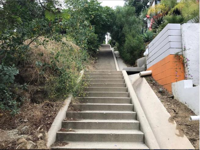Landa Stairs